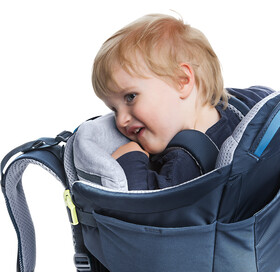 deuter Kid Comfort Child Carrier, blu